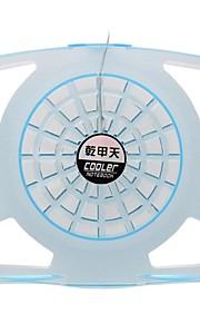 Qianjiatian ® Slim-Notebook Cooler Kühlrost-Computer Cooling Pad