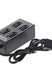 4-Port High Speed USB 2.0 Hub