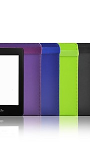 Shy Bear™ Slim Smart PU Leather Cover Case for Amazon Kindle Paperwhite 5 Colors with Stand