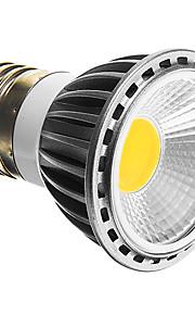 e26 / e27 5 w cob 350-400 lmcool / varme hvite spotlights ac 100-240 v