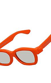 Le-Vision Polarized Light Side by Side Children 3D Glasses for Cinema and 3D TV