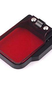 Acessórios GoPro Case Protectora / Filtro Dive Para Gopro Hero 3+ Mergulho / Surf / Passeios de barco / Caiaque / Wakeboard