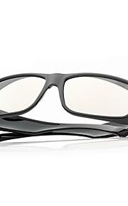 M&K Polarized Light Patterned Retarder Myopia 3D Glasses for TV