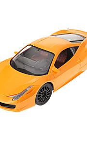 4wd rat fjernbetjening bil 1/16 skala rc bil på vej med lys