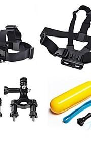 GoPro tilbehør Stropper / Tilbehør Kit For Gopro Hero 2 / Gopro Hero 3 / Gopro Hero 3+ FlydendeSurfing / Wakeboarding / Universel /