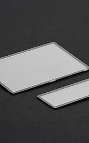 fotga pro optisk glas LCD-skærm protektor for canon 40d/50d/5d ⅲ
