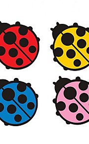 Reflective Lady Beetle Car Stickers