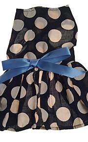 다시 개를위한 유행 공주 드레스 (다양한 크기)