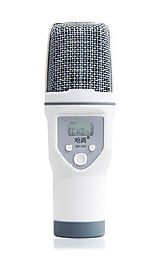 QD-600 Professional Capacitance Microphone for Computer/Iphone/Android