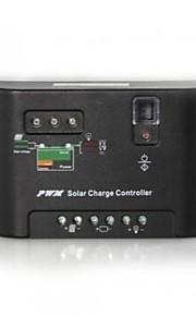 10A 12/24V Solar Panel Battery Charger Controller Regulator