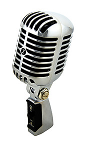Classical Large Vibrating Diaphragm Ktv Microphone