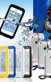 Perfect Designed Cool All-around Waterproof Hard Case with Cleaning Cloth for iPhone
