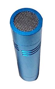 Mini-Kondensatormikrofon für Telefone und Computer
