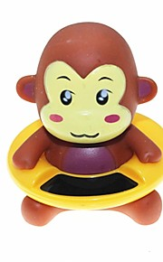 Baby's Cute Monkey Style Bathtub Bathing Water Thermometer