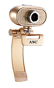 Aoni A9 12 Megapixel Webcam With Built-In Microphone