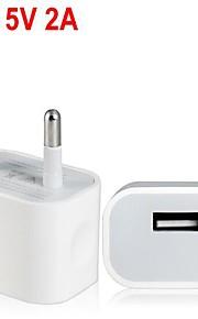 eu spina usb adattatore di alimentazione AC / DC per iPhone 6 / 5c / 5s / 5