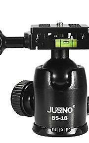 JUSINO BS-18 Aluminium Ball Head for SLRS