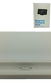 bianco nero magnetica di ricarica dock pod supporto caricabatteria da tavolo per Sony Xperia z1 / z2 / z3