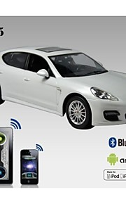 i-controle licenciado do carro do bluetooth porsche para iphone, ipad e android is605