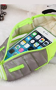Universal Mobile Phone Bag Down Jacket Coat Pouch Cotton with Lanyard for iPhone 6/6 Plus (Assorted Colors)
