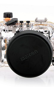 MEIKON ES-1 Waterproof Camera Case 40m/130ft for Canon S95/S100