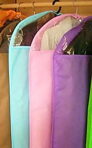 abiti trasparenti deposito borse di colore della caramella a prova di polvere (colore casuale) (85 * 60cm)