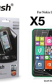 노키아 (530)에 대한 높은 투명성 HD LCD 화면 보호기 (5 개)