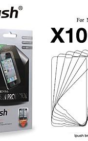 Protector de pantalla LCD de alta definición de alta transparencia para Nokia 830 (10 piezas)