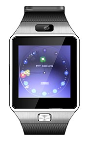 DZ09 Touch Screen Intelligent Smart Watch Phone Mate for iPhone IOS Samsung Android