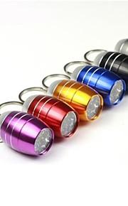Nøgleringslommelygter LED Tilstand Lumens Nødsituation / Lille størrelse / Lomme Andre CR2032Camping/Vandring/Grotte Udforskning /