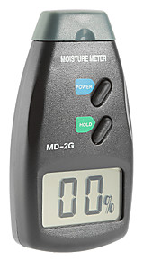 MD2G+ Digital Wood Moisture Meter Tester Damp Detector Plaster Timber Firewood