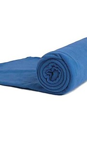AOTU Single Blue Orange Color Thermal Fleece Summer Spring Autumn Sleeping Bags