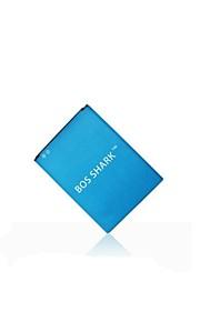 Bos shark s5830 1550mAh mobiele telefoon batterij voor samsung i569 / I579 / S5670 / s5838 / S5660 / I619 / S6102 / s6352 / s6358