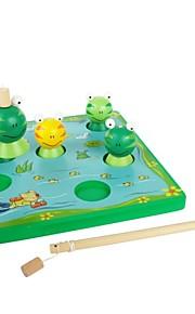 benho birketræ frøen spil træ uddannelse legetøj