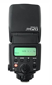 Flash de Camêra - JYC - para Canon/Nikon/Fujifilm/Samsung/Panasonic/Olympus/Pentax/Leica -