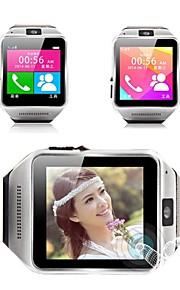 Tecnologia Vestível - Relógio inteligente GV08 - Bluetooth 3.0 - Chamadas com Mão Livre/Controle de Mídia/Controle de Mensagens/Controle de Câmera -