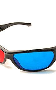 Universal 3D Red + Blue Glasses