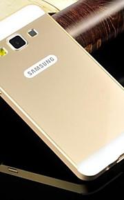 Samsung Galaxy A3 - Custodie per retro/Anti-urto - Design speciale - Cellulari Samsung ( Nero/Bianco/Oro , Metallo )