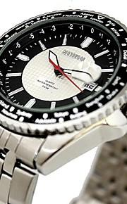 Relógio Elegante (Resistente à Água) - Analógico - Quartz