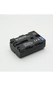 NP-FM500H - Li-ion - Batterij - voor for SONY A200    A200K        A200W       A300         A300K        A300X      A350H        A350K - 7.4V - ( V)
