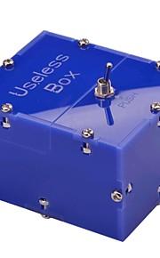 צעצוע neje מיני חסר תועלת מורכבת בשלמות מכונה תיבה - כחול