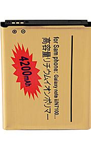batería de repuesto - 4200 - Samsung - Samsung Note 2 N7100 - N7100 - No