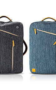 "15.4 ""vanntett forretningsreiser ryggsekk laptop bag skolesekker for Apple MacBook bærbare"