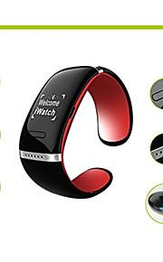 L12S Smart Bluetooth v3.0 Armbanduhr Musik-Player Anruf annehmen (Farbe sortiert)