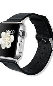 EXCO morbida pelle classice fibbia cinturino per Apple iWatch