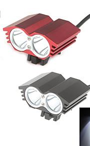 Hovedlygter LED 3 Tilstand 1200 Lumens Vanntett / Nedslags Resistent Cree XM-L T6 18650Camping/Vandring/Grotte Udforskning /