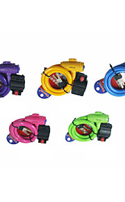 Color Bar Lock For Bicycle