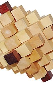 Quebra-cabeça desmontar remontagem reconstruir brinquedo de madeira quebra-cabeça
