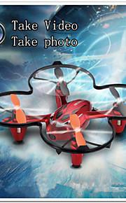 Shuang ma 9136 2,4 g 4-kanals 6 akse gyro rc quadrokopter 360 graders eversion med hd kamera