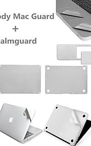 nastro di alta qualità ultra sottile corpo pieno proteggere adesivo e palmguard per MacBook Air da 11.6 pollici